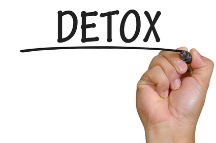 The hand writing detox